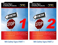Safety Sign Catalogues