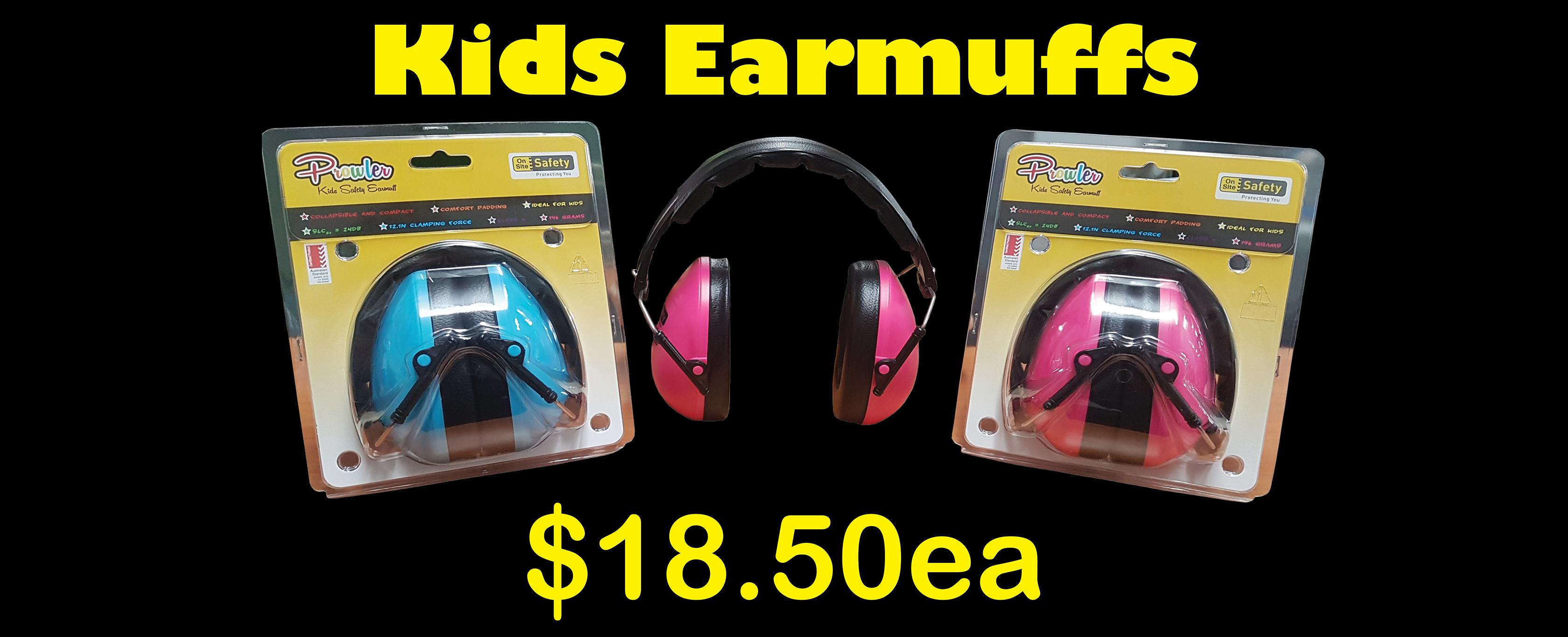 Kids-earmuffs