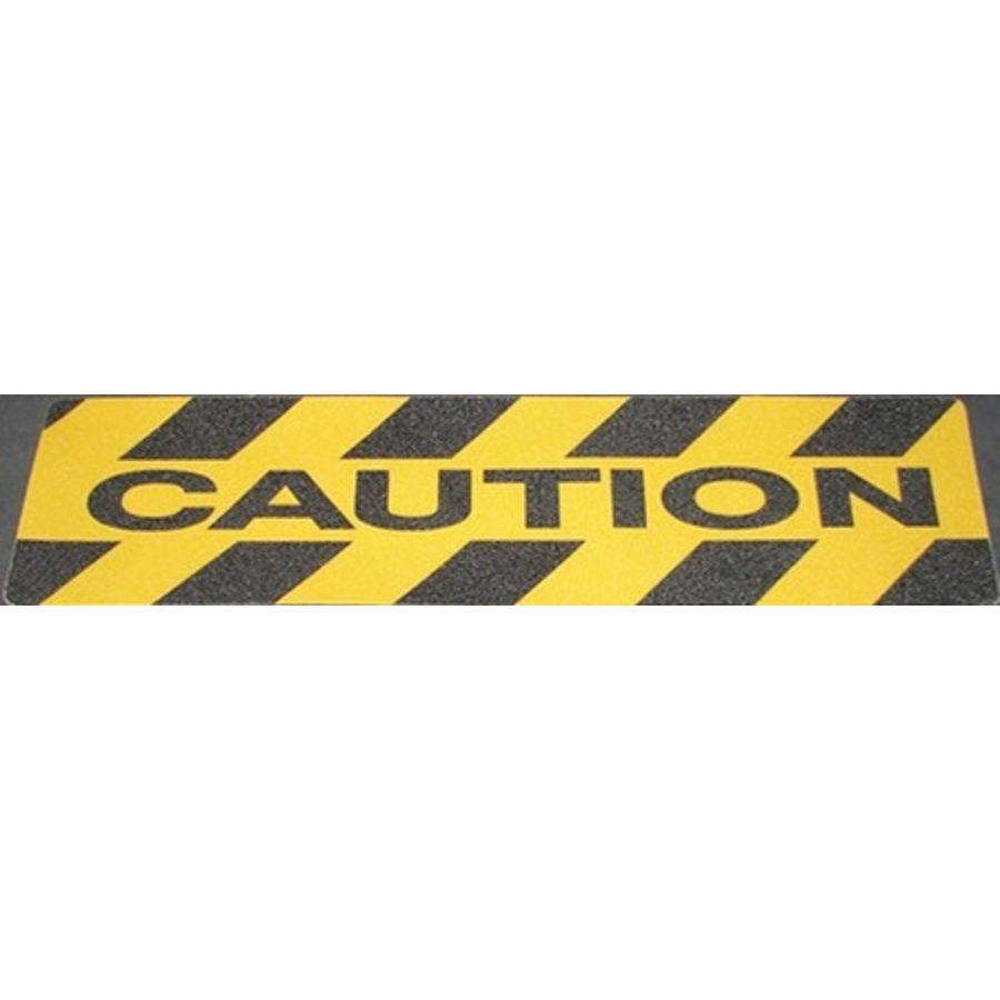 Caution anti slip floor sticker for Floor stickers