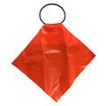 Over Length Flag Orange