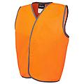 Kids Safety Vest Orange subcat Image