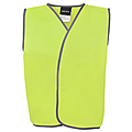 Kids Safety Vest Yellow subcat Image